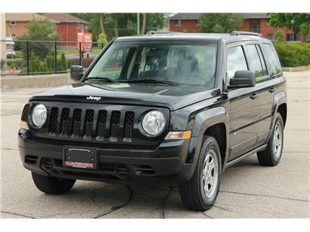 2016 Jeep Patriot Sport/North (Stk: 1906252) in Waterloo - Image 1 of 23