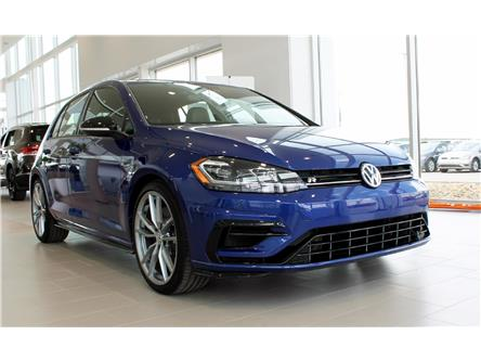 2019 Volkswagen Golf R 2.0 TSI (Stk: 69305) in Saskatoon - Image 1 of 21