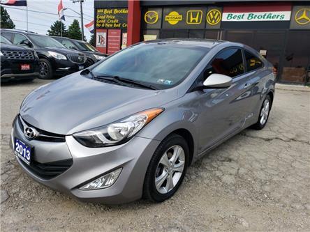 2013 Hyundai Elantra GLS (Stk: 012558) in Toronto - Image 1 of 14