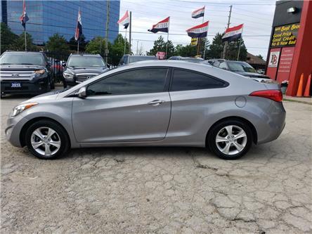 2013 Hyundai Elantra GLS (Stk: 012558) in Toronto - Image 2 of 14