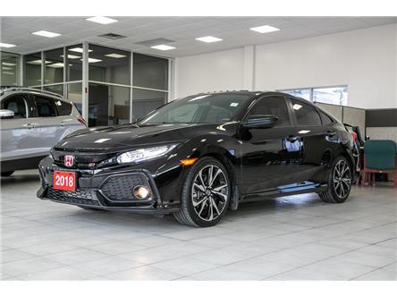 2018 Honda Civic Si (Stk: 1811812) in Ottawa - Image 1 of 30