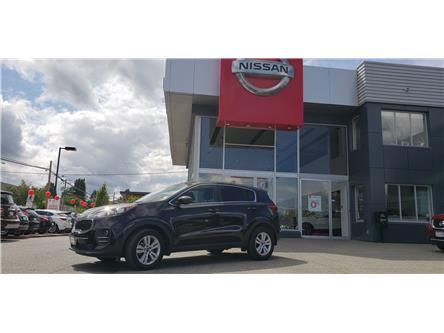 2017 Kia Sportage LX (Stk: P0075) in Duncan - Image 1 of 4