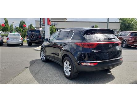 2017 Kia Sportage LX (Stk: P0075) in Duncan - Image 2 of 4