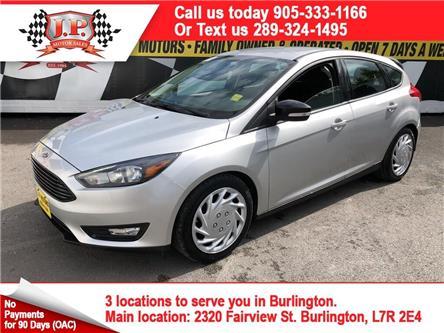 2016 Ford Focus SE (Stk: 46994) in Burlington - Image 1 of 20