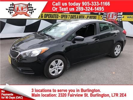 2016 Kia Forte  (Stk: 46664r) in Burlington - Image 1 of 24