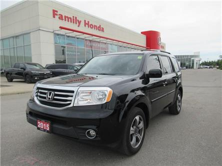 2015 Honda Pilot SE, ECO MODE, SUNROOF! (Stk: U03536) in Brampton - Image 1 of 30