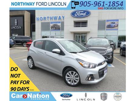 2018 Chevrolet Spark 1LT | KEYLESS ENTRY | BACKUP CAM | BLUETOOTH | (Stk: DR258) in Brantford - Image 1 of 36