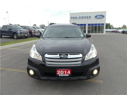 2014 Subaru Outback Limited | AWD | NAV | HTD LEATHER | SUNROOF | (Stk: F193410A) in Brantford - Image 2 of 41