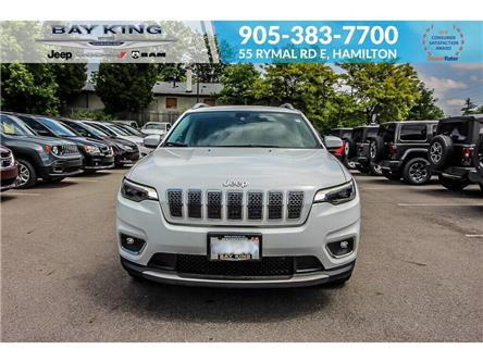 2019 Jeep Cherokee Limited (Stk: 6861) in Hamilton - Image 2 of 20