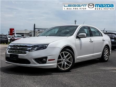 2011 Ford Fusion SEL (Stk: 190570A) in Burlington - Image 1 of 9