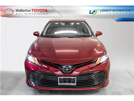 2019 Toyota Camry LE (Stk: 19280) in Walkerton - Image 2 of 17