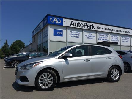 2019 Hyundai Accent Preferred (Stk: 19-50866) in Brampton - Image 1 of 24