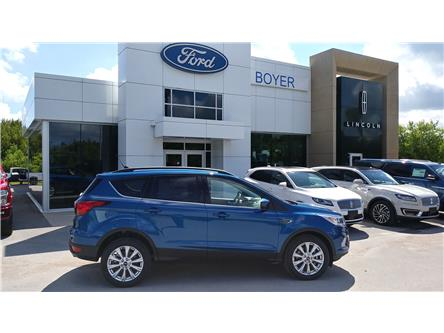 2019 Ford Escape SEL (Stk: ES1199) in Bobcaygeon - Image 1 of 22