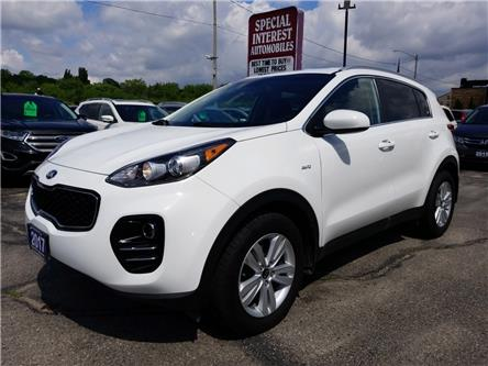 2017 Kia Sportage LX (Stk: 147318) in Cambridge - Image 1 of 21