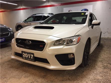 2017 Subaru WRX STI Base (Stk: P330) in Newmarket - Image 1 of 20