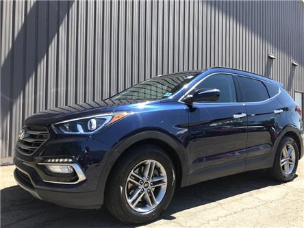 2017 Hyundai Santa Fe Sport 2.4 Premium (Stk: U3434A) in Charlottetown - Image 1 of 22
