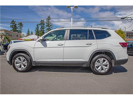 2018 Volkswagen Atlas 3.6 FSI Highline (Stk: KA518517A) in Vancouver - Image 2 of 24