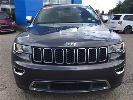 2018 Jeep Grand Cherokee Limited (Stk: 207334) in Brooks - Image 2 of 25