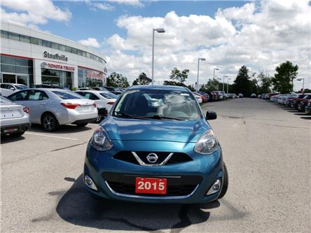 2015 Nissan Micra SV (Stk: 190718A) in Whitchurch-Stouffville - Image 2 of 10