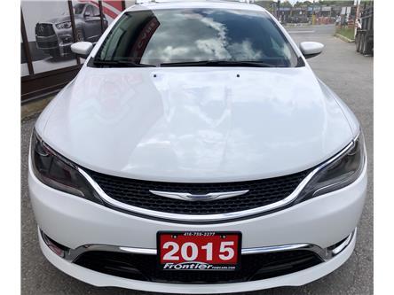 2015 Chrysler 200 C (Stk: 520415) in Toronto - Image 2 of 15