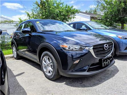 2019 Mazda CX-3 GS (Stk: K7784) in Peterborough - Image 1 of 10