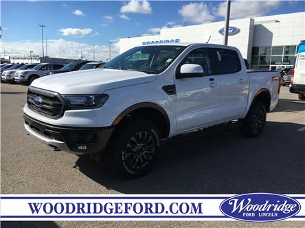 2019 Ford Ranger Lariat (Stk: K-1480) in Calgary - Image 1 of 5