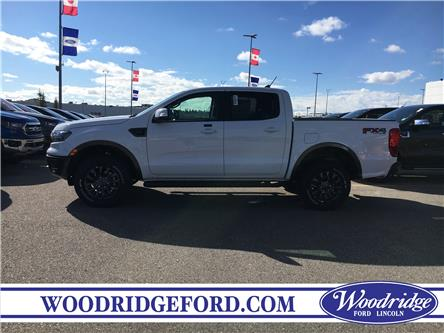 2019 Ford Ranger Lariat (Stk: K-1480) in Calgary - Image 2 of 5