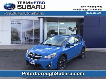 2017 Subaru Crosstrek Limited (Stk: SP0203) in Peterborough - Image 1 of 17