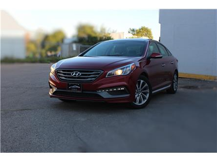 2016 Hyundai Sonata Sport Tech (Stk: 63632) in Toronto - Image 1 of 26