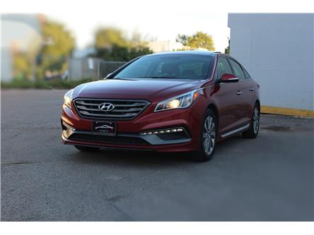 2016 Hyundai Sonata Sport Tech (Stk: 63632) in Toronto - Image 2 of 26
