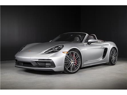2018 Porsche 718 Boxster GTS (Stk: MU2164) in Woodbridge - Image 2 of 19