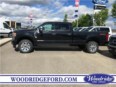 2019 Ford F-350 Platinum (Stk: K-2115) in Calgary - Image 2 of 5