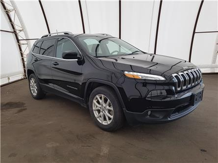 2018 Jeep Cherokee North (Stk: 1813151R) in Thunder Bay - Image 1 of 20