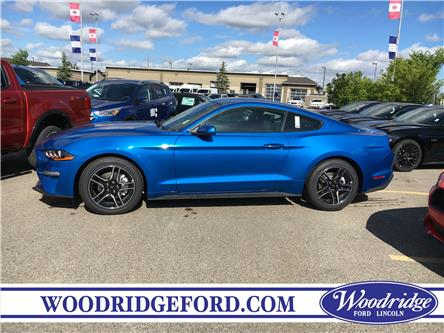 2019 Ford Mustang EcoBoost (Stk: K-2128) in Calgary - Image 2 of 5
