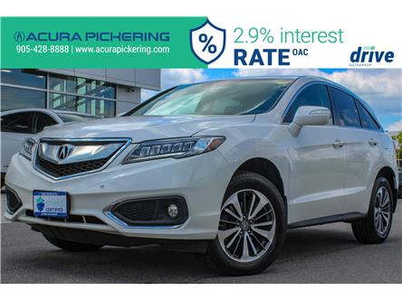 2016 Acura RDX Base (Stk: AP4886) in Pickering - Image 1 of 34