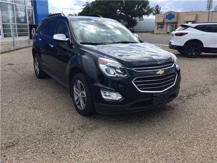 2017 Chevrolet Equinox Premier (Stk: 207342) in Brooks - Image 1 of 17
