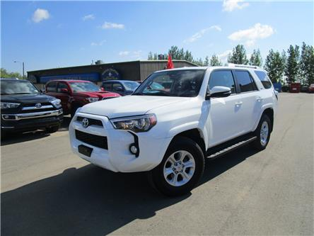 2018 Toyota 4Runner SR5 (Stk: 7879) in Moose Jaw - Image 1 of 33