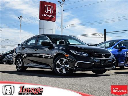 2019 Honda Civic LX (Stk: 9C577) in Hamilton - Image 1 of 21