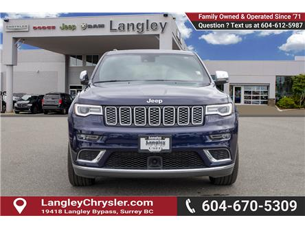 2018 Jeep Grand Cherokee Summit (Stk: EE909510) in Surrey - Image 2 of 30