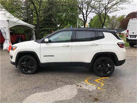 2019 Jeep Compass North (Stk: 194048) in Toronto - Image 2 of 17