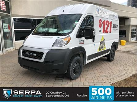 2019 RAM ProMaster 1500 Base (Stk: 192064) in Toronto - Image 1 of 18