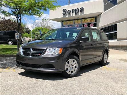 2019 Dodge Grand Caravan 29E Canada Value Package (Stk: 197066) in Toronto - Image 1 of 18