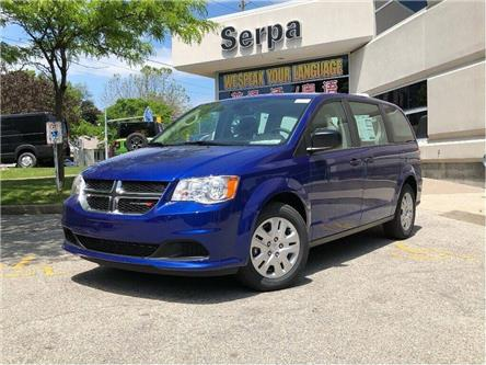 2019 Dodge Grand Caravan 29E Canada Value Package (Stk: 197063) in Toronto - Image 1 of 17