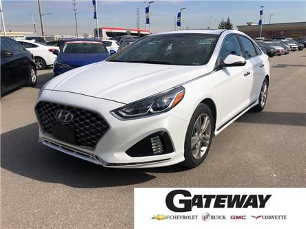 2019 Hyundai Sonata Essential|SUNROOF|REAR CAMERA|BLUETOOTH| (Stk: WC18178) in BRAMPTON - Image 1 of 16