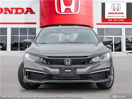 2019 Honda Civic LX (Stk: 19957) in Cambridge - Image 2 of 24