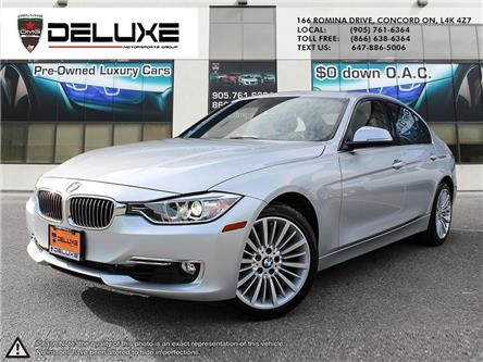 2015 BMW 328i xDrive (Stk: D0609) in Concord - Image 1 of 19