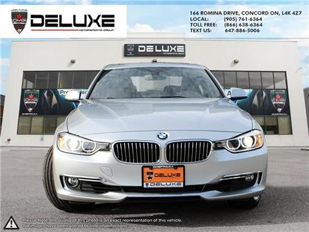 2015 BMW 328i xDrive (Stk: D0609) in Concord - Image 2 of 19