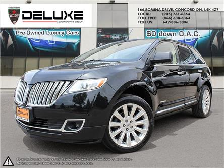 2011 Lincoln MKX Base (Stk: D0596T) in Concord - Image 1 of 22