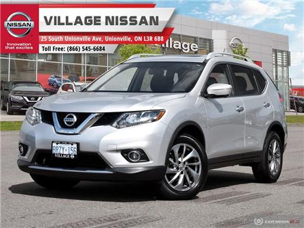 2015 Nissan Rogue SL (Stk: 51700) in Unionville - Image 1 of 27