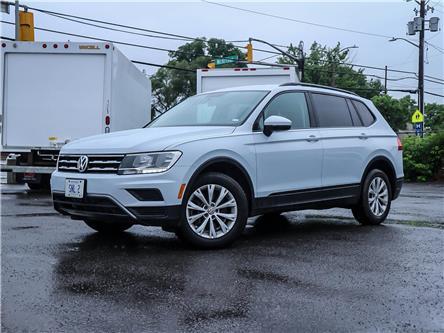 2019 Volkswagen Tiguan Trendline (Stk: 7R8RV5) in Ottawa - Image 1 of 26